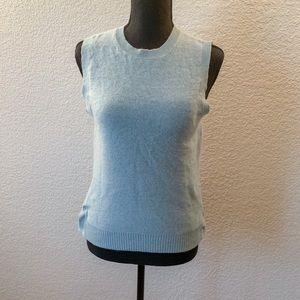NWT 360 Cashmere | Sleeveless Knit Top Sweater